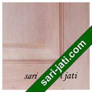 Detil Panil Solid Raised Profil Kamper