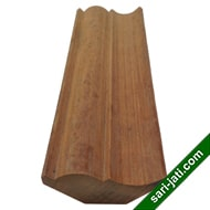 Teak Crown Moulding CRM 2070
