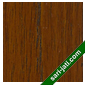 Kayu Jati Perhutani I Finishing Acrylic Water Based Wood Stain Walnut Mowilex