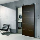 pintu double hpl dark wenge